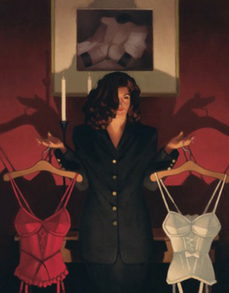 The Red Room Collection Jack Vettriano