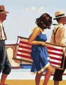 Sweet Bird Of Youth LImited Edition Artist Proof Print Jack Vettriano