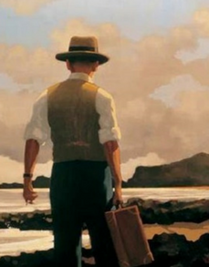 The Drifter Jack Vettriano Limited Edition Print