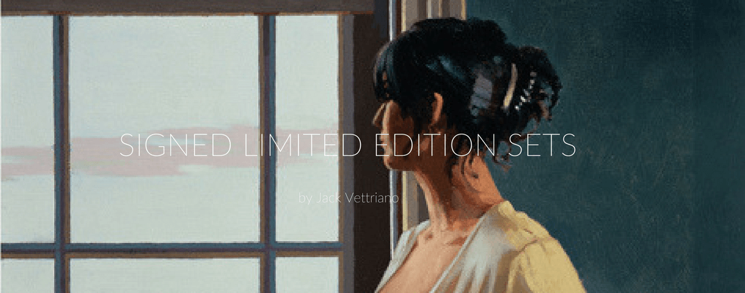 Jack Vettriano Complete Sets