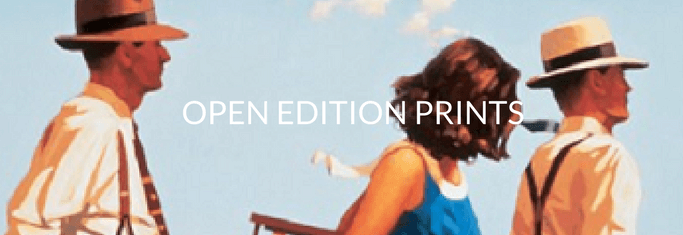 Jack Vettriano Open Edition Prints Posters