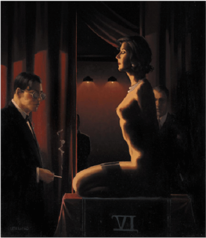 Jack Vettriano The Assessors